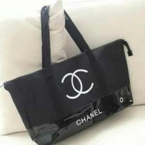 Large Chanel Tote Bag